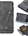 Custodia per iPhone xr xs xs porta carte max / antiurto in pelle dura colorata per iphone 8 8 plus 7 7 plus 6 s 6 s plus se 5 5 s