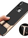 Carcasă Pro Apple iPhone XR / iPhone XS Max Nárazuvzdorné / se stojánkem / Ultra tenké Zadní kryt Jednobarevné Pevné PC pro iPhone XS / iPhone XR / iPhone XS Max