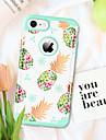 BENTOBEN Carcasă Pro Apple iPhone 8 / iPhone 7 Nárazuvzdorné / Vzor Zadní kryt Jídlo / Ovoce Pevné PC / Silica gel pro iPhone 8 / iPhone 7