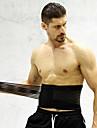 Beschermende Uitrusting Tailletrimmer / Saunariem Nylon Roestvrij staal Duurzaam Ademend Training&Fitness Gewichtheffen Training Voor Heren Dames Middel Taille en rug