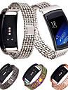 Urrem for Gear Fit 2 Samsung Galaxy Sportsrem Rustfrit stål Håndledsrem