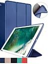 מגן עבור Apple iPad (2018) / iPad Pro 11\'\' עמיד בזעזועים / נפתח-נסגר / אולטרה דק כיסוי מלא אחיד רך סיליקון ל iPad Air / iPad 4/3/2 / iPad Mini 3/2/1