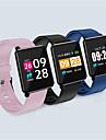 Indear J10 Smart armbaand Android iOS Bluetooth Smart Sport Vanntett Pulsmaaler Pedometer Samtalepaaminnelse Aktivitetsmonitor Soevnmonitor Stillesittende sittende Paaminnelse / Blodtrykksmaaling