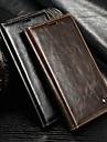 CaseMe Etui Til Sony Xperia Z3 Lommebok / Kortholder / med stativ Heldekkende etui Ensfarget Hard PU Leather til Sony Xperia Z3