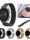 Watch Band na Samsung Galaxy Watch 46 Samsung Galaxy Pasek sportowy / Metalowa bransoletka Stal nierdzewna Opaska na nadgarstek