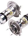 OTOLAMPARA 2pcs H16 / H7 / H4 Auto Lampadine 100 W SMD 3030 2000 lm 20 LED Luce antinebbia Per Nissan / Honda Altima / Civic / Accord 2019