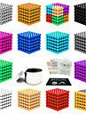 216 pcs 5mm Magnetspielsachen Magnetische Baelle Magnetspielsachen Superstarke Magnete aus seltenem Erdmetall Magnetisch Stress und Angst Relief Buero Schreibtisch Spielzeug Lindert ADD, ADHD, Angst