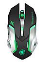 OEM m10 Bezprzewodowy bluetooth3.0 Myszka gamingowa / biuro Mysz 2400 dpi 5 pcs Klawiatura 5 programowalnych klawiszy