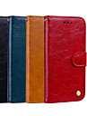 Case For Xiaomi Mi 8 / Mi 5X Wallet / Card Holder / with Stand Full Body Cases Solid Colored Hard PU Leather for Xiaomi Pocophone F1 / Xiaomi Mi 8 / Xiaomi Mi 6X(Mi A2)