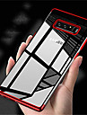 Etui Käyttötarkoitus Samsung Galaxy Galaxy S10 / Galaxy S10 E Pinnoitus Takakuori Yhtenäinen Pehmeä TPU varten S9 / S9 Plus / S8 Plus