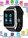 Kimlink A1S Damen Smartwatch Android Bluetooth Touchscreen Verbrannte Kalorien Freisprechanlage FM-Radio Kamera Schrittzaehler Anruferinnerung AktivitaetenTracker Schlaf-Tracker Sedentary Erinnerung